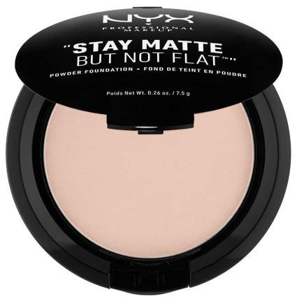 Пудра NYX Professional Makeup Stay Matte But Not Flat Powder Foundation 04 Creamy Natural