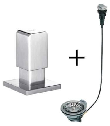 Набор доукомплектации клапаном автоматом Blanco LEVOS нерж,сталь с зеркальной полировкой