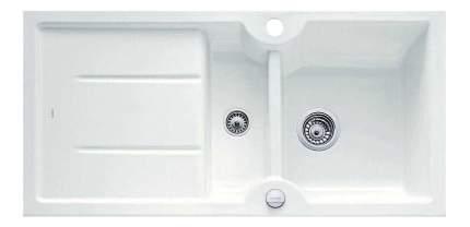 Мойка для кухни керамическая Blanco IDESSA 6 S 516000 глянцевый белый