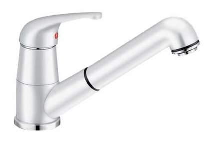 Смеситель для кухонной мойки Blanco DARAS-S 518775 белый