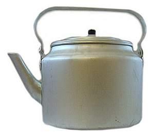 Чайник для плиты Эрг-Ал 7 л