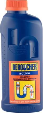 Средство для очистки труб и сливов Deboucher active 1 л