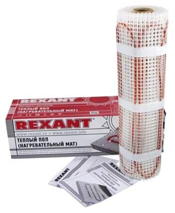 Нагревательный мат REXANT 1 0-160