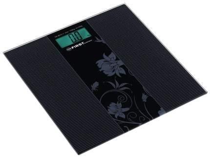 Весы напольные First FA-8015-1 Black