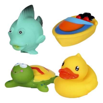 Игрушка для купания YAKO Акварики 4 шт.