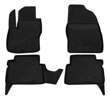 Комплект ковриков в салон автомобиля Autofamily для Ford (s000.4)