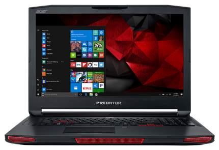 Ноутбук игровой Acer Predator 17 X GX-792-76FW NH.Q1FER.004