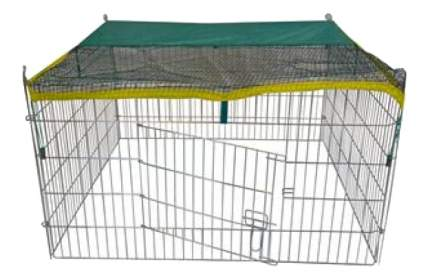 Загон для щенков Papillon 40x115x65 см