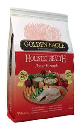 Сухой корм для собак Golden Eagle Holistic Health Power Formula 30/20, курица, 12кг