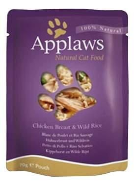 Влажный корм для кошек Applaws, курица, 70г