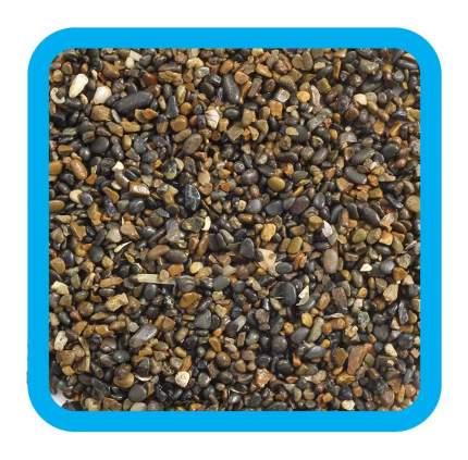 Triol Грунт 20205A Меланж темно-коричневый 3-5 мм, 2 кг