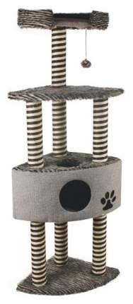 Комплекс для кошек Triol 4ур. 135см 40см
