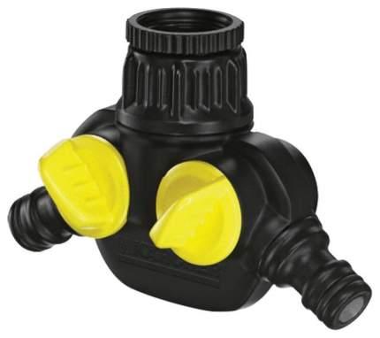 """Разветвитель для полива на 2 канала Karcher 2.645-199.0 1/2""""-3/4"""""""