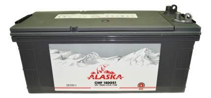 Аккумулятор автомобильный автомобильный ALASKA 8808240010566 190 Ач