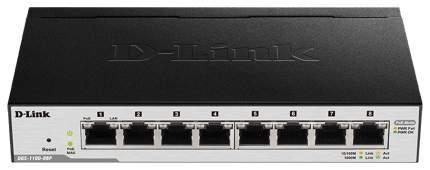 Коммутатор D-Link DGS-1100-08P/B1A
