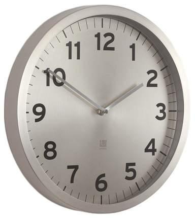 Настенные часы Anytime никель