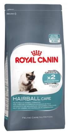 Сухой корм для кошек ROYAL CANIN Hairball Care, для выведения шерсти, 0,4кг
