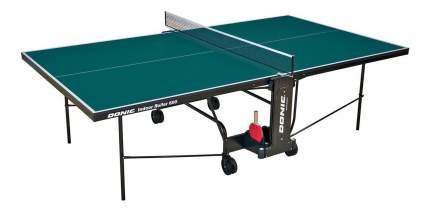 Теннисный стол Donic Indoor Roller 600 зеленый, с сеткой