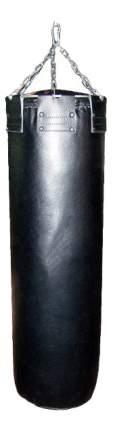 Боксерский мешок Профессиональный 60 кг черный
