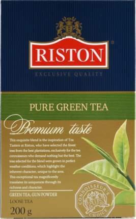 Чай зеленый Riston gun powder 200 г