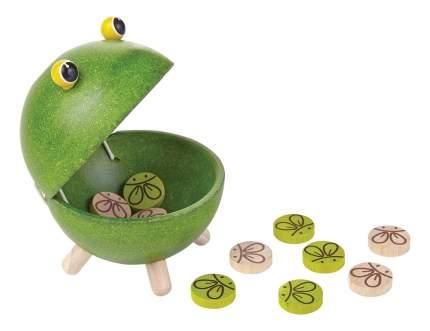 Семейная настольная игра PlanToys Лягушка