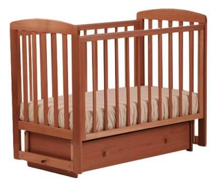Кровать Лель Ромашка 16,2 светлый орех