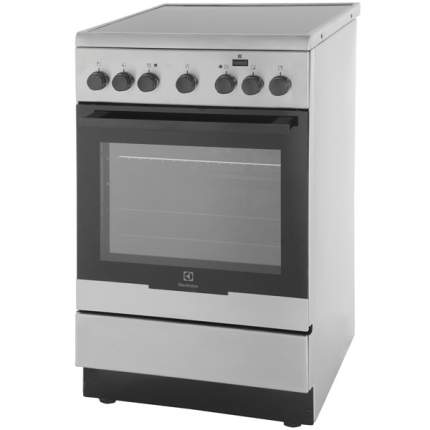 Электрическая плита Electrolux EKC95290MX Silver