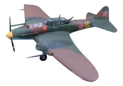 Модели для сборки Zvezda Советский штурмовик Ил-2 с 37мм пушкой НС-37