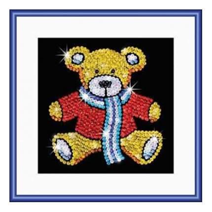 Мозаика из блесток KSG Медвежонок