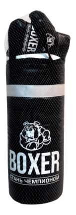 Детский боксерский набор Shantou Gepai №3 Н-500мм 12516 Черный