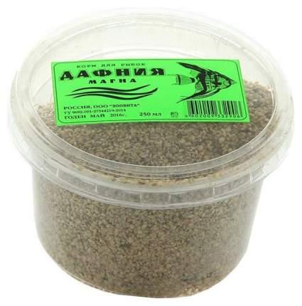 Корм для рыб ВИТА-С Смесь, универсальный, гранулы, хлопья, 250 мл