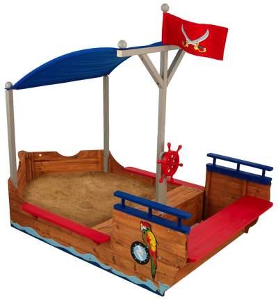 Песочница Kidkraft пиратская лодка 00128_KE