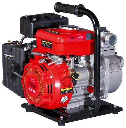 PG 300 Мотопомпа бензиновая для чистой воды (250 л/мин_21 м)
