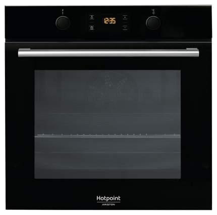 Встраиваемый электрический духовой шкаф Hotpoint-Ariston FA2841JHBLHA Black