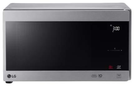 Микроволновая печь с грилем LG MH6595CIS silver