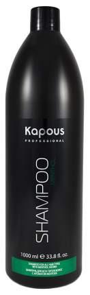 Шампунь Kapous Professional С ароматом ментола 1000 мл