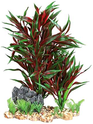 Растение для аквариума Trixie Plastic Plant Multicolour 28см