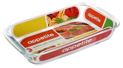 Форма для запекания Appetite PL6 Прозрачный