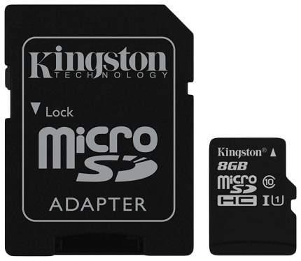 Карта памяти Kingston Micro SDHC Industrial Temperature 8GB