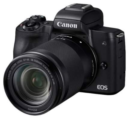 Фотоаппарат системный Canon EOS M50 18-150 Black