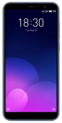 Смартфон Meizu M6T 16Gb Blue