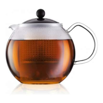 Чайник заварочный с прессом BODUM 1830-01 1л