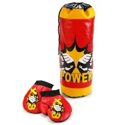 Набор для бокса Next 47СМ (груша, перчатки) в сетке