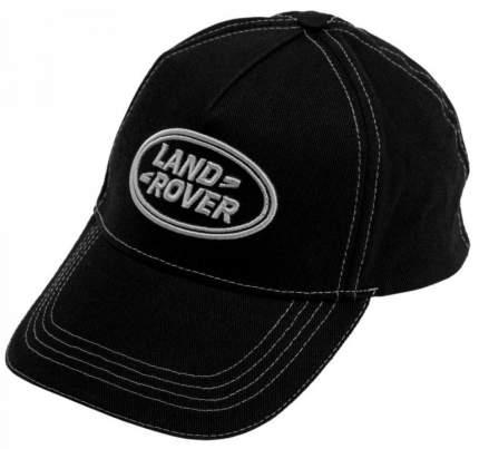 Бейсболка Land Rover Logo LRLOGOCAPB Black