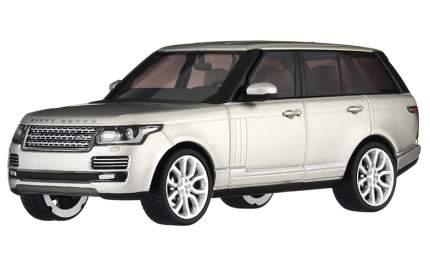 Модель автомобиля Range Rover LRDCA405W Scale 1:43 Fuji White