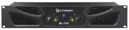 Усилитель мощности Crown XLi 2500