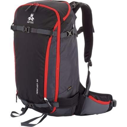Рюкзак для лыж и сноуборда Arva Backpack Rescuer, black/grey, 32 л