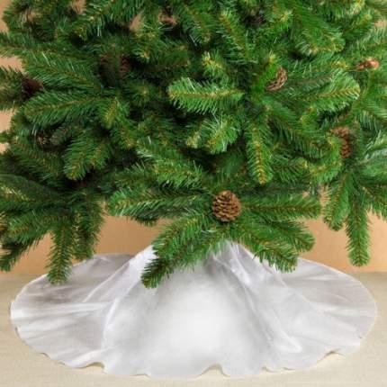 Юбка для елки Kaemingk Снежная 100 см, фетр 472069