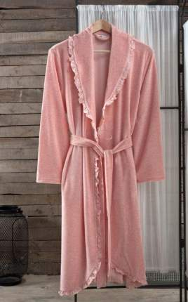 Банный халат Arya Frida Цвет: Розовый (L)