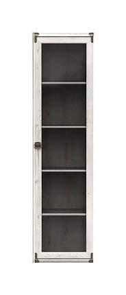 Платяной шкаф BlackRedWhite BRW_70001371 50х40х195,5, сосна каньйон